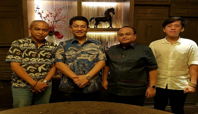 The Cooperation of The Government of Malinau Regency with Lemtek UI 1