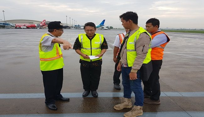Study and Design of Capacity Improvement of Apron B With Cakar Ayam System in Juanda Airport 4