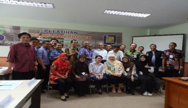 Opening of Project Assessment Training 3