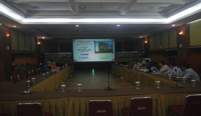 Presentation of Technical Audit and Facade Design of PT Indonesia Power HQ Building  1