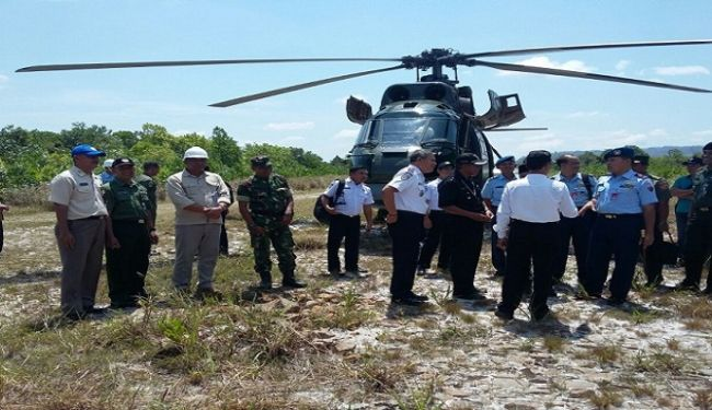 Construction Supervision of Military Base Airfield in West Kalimantan 2