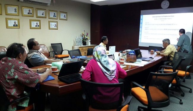 Inhouse Training for Internal Management and Employees  4