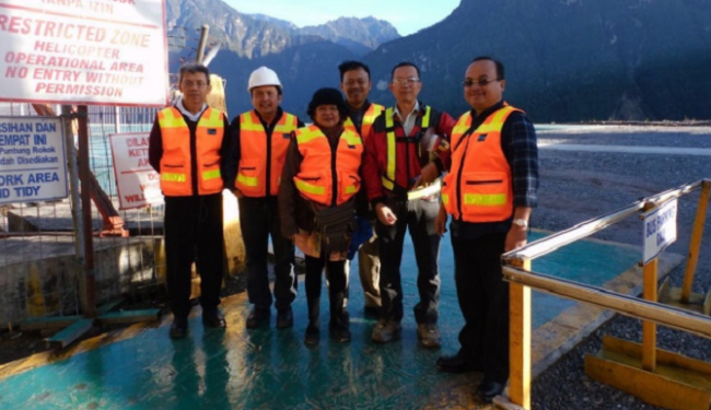 The Cooperation Between PT. Freeport Indonesia With Lemtek UI Has Reached 1 Year 2